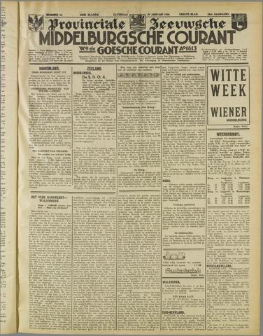 Middelburgsche Courant 1938-01-29