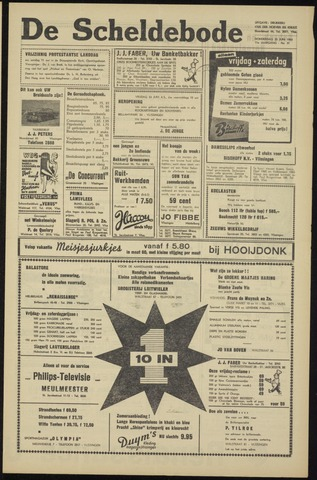 Scheldebode 1960-06-23