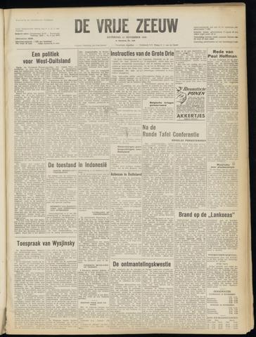 de Vrije Zeeuw 1949-11-12