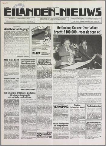 Eilanden-nieuws. Christelijk streekblad op gereformeerde grondslag 1995-10-31