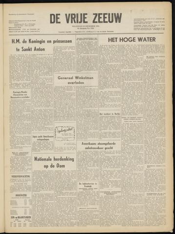 de Vrije Zeeuw 1952-12-29
