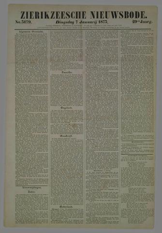 Zierikzeesche Nieuwsbode 1873-01-07