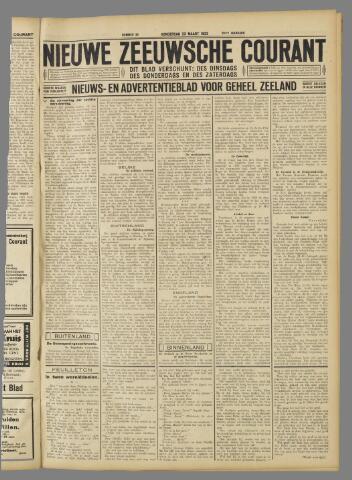 Nieuwe Zeeuwsche Courant 1933-03-23