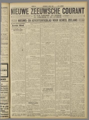 Nieuwe Zeeuwsche Courant 1926-04-03