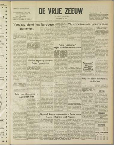 de Vrije Zeeuw 1958-06-23