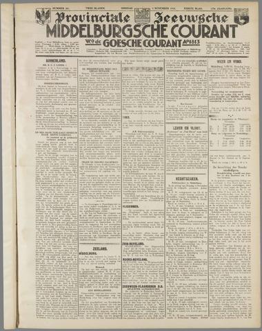 Middelburgsche Courant 1935-11-05
