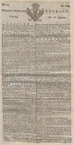 Middelburgsche Courant 1779-08-28