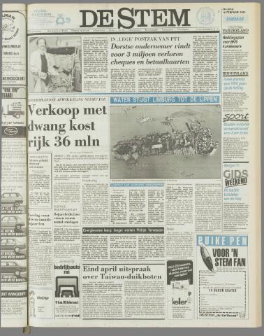 de Stem 1984-02-10