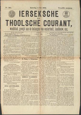 Ierseksche en Thoolsche Courant 1895-05-04