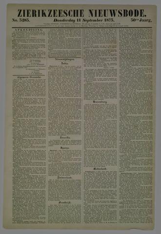Zierikzeesche Nieuwsbode 1873-09-11