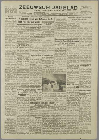 Zeeuwsch Dagblad 1949-01-15