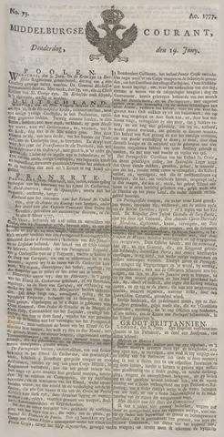 Middelburgsche Courant 1777-06-19