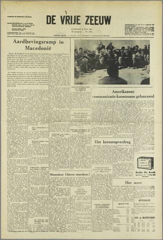de Vrije Zeeuw 1963-07-27