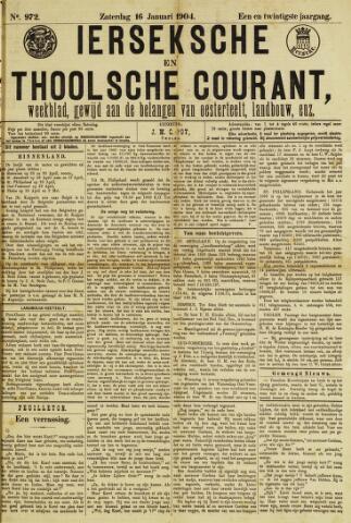 Ierseksche en Thoolsche Courant 1904-01-16