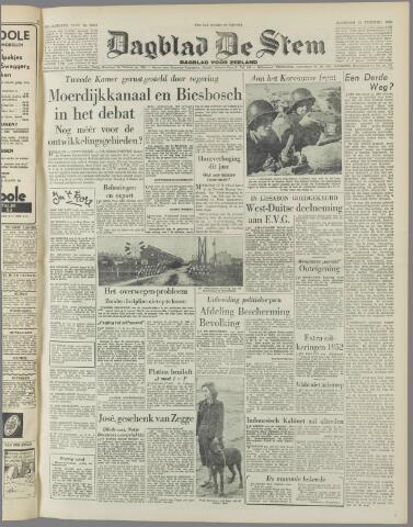 de Stem 1952-02-23