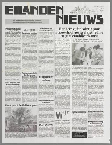 Eilanden-nieuws. Christelijk streekblad op gereformeerde grondslag 2004-05-18