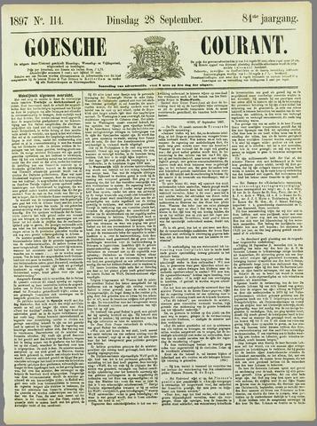 Goessche Courant 1897-09-28