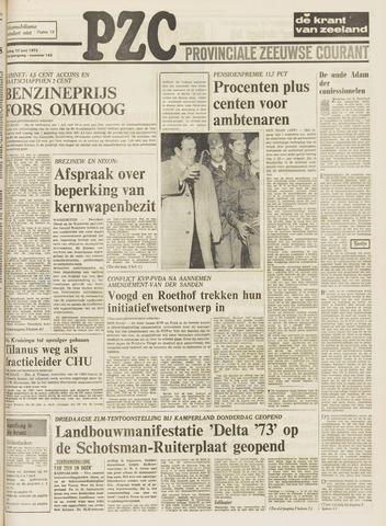 Provinciale Zeeuwse Courant 1973-06-22