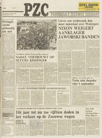 Provinciale Zeeuwse Courant 1974-05-02