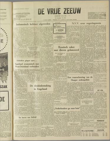 de Vrije Zeeuw 1959-07-07