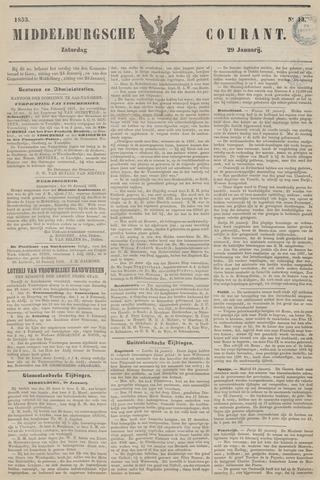 Middelburgsche Courant 1853-01-29