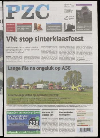 Provinciale Zeeuwse Courant 2013-10-23