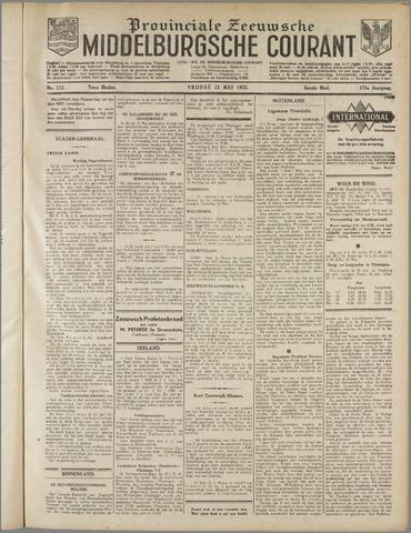 Middelburgsche Courant 1932-05-13