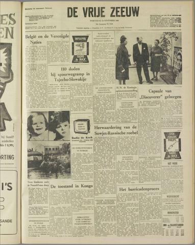 de Vrije Zeeuw 1960-11-16