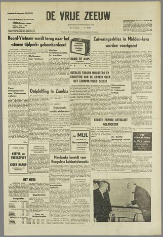 de Vrije Zeeuw 1965-11-27