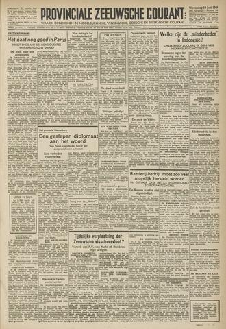 Provinciale Zeeuwse Courant 1946-06-19
