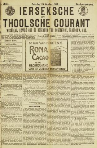 Ierseksche en Thoolsche Courant 1913-10-25
