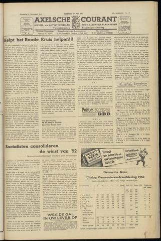 Axelsche Courant 1953-05-30