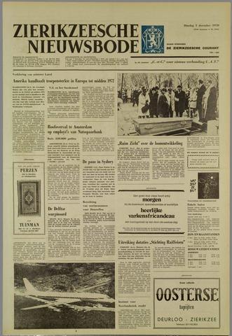 Zierikzeesche Nieuwsbode 1970-12-01