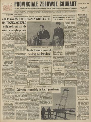Provinciale Zeeuwse Courant 1963-05-08