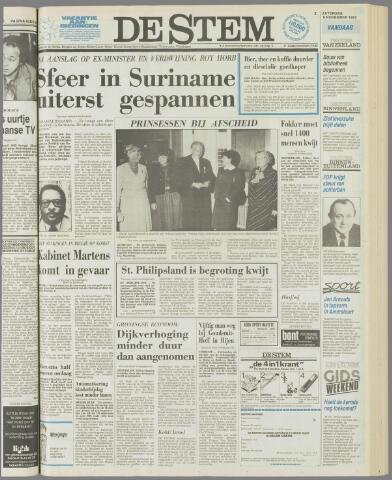 de Stem 1982-11-06