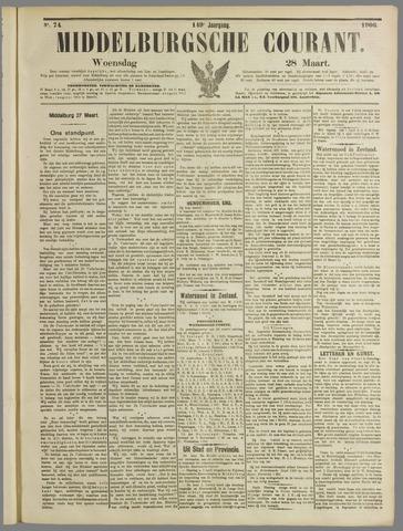 Middelburgsche Courant 1906-03-28
