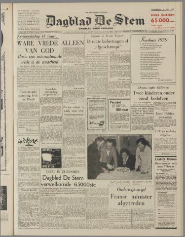 de Stem 1959-12-24