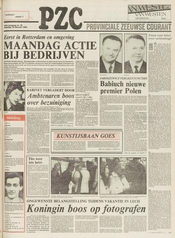 Provinciale Zeeuwse Courant 1980-02-16