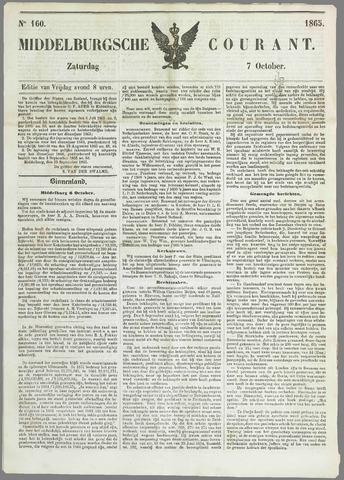 Middelburgsche Courant 1865-10-07