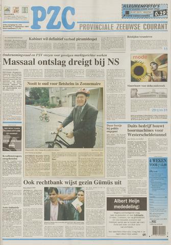 Provinciale Zeeuwse Courant 1997-09-11