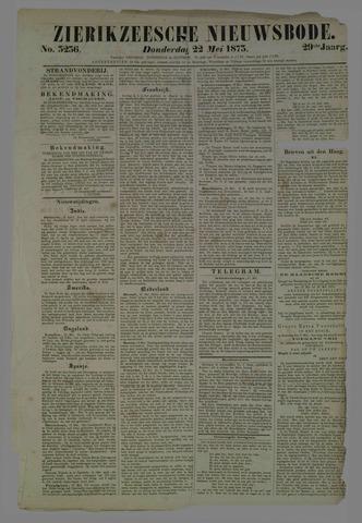 Zierikzeesche Nieuwsbode 1873-05-22