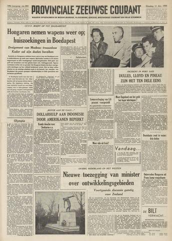 Provinciale Zeeuwse Courant 1956-12-11