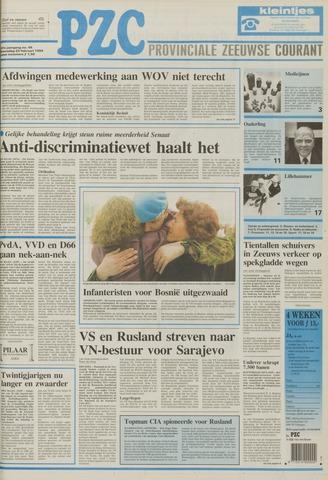 Provinciale Zeeuwse Courant 1994-02-23