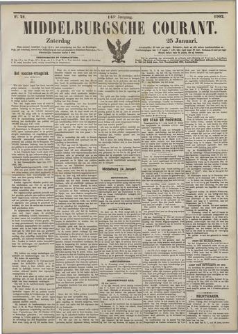 Middelburgsche Courant 1902-01-25