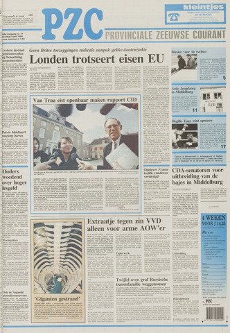 Provinciale Zeeuwse Courant 1996-04-02