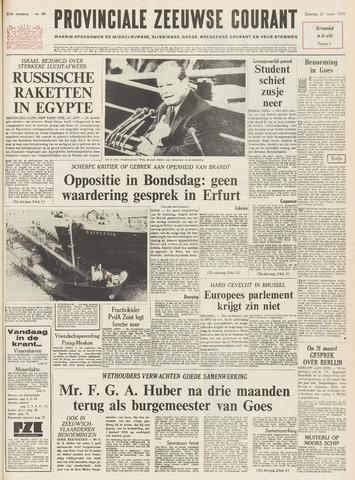 Provinciale Zeeuwse Courant 1970-03-21