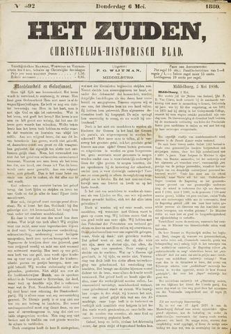Het Zuiden, Christelijk-historisch blad 1880-05-06