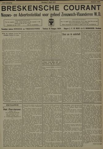 Breskensche Courant 1935-04-09