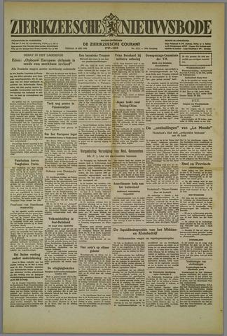 Zierikzeesche Nieuwsbode 1952-05-16