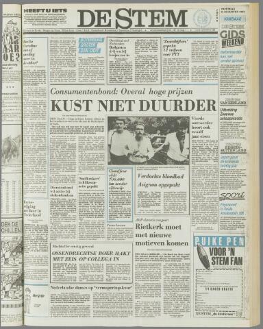 de Stem 1983-08-13